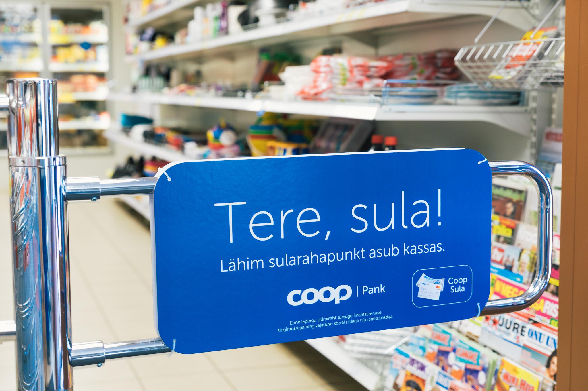 Majandus.ee: Coop Foto: Andres Raudjalg