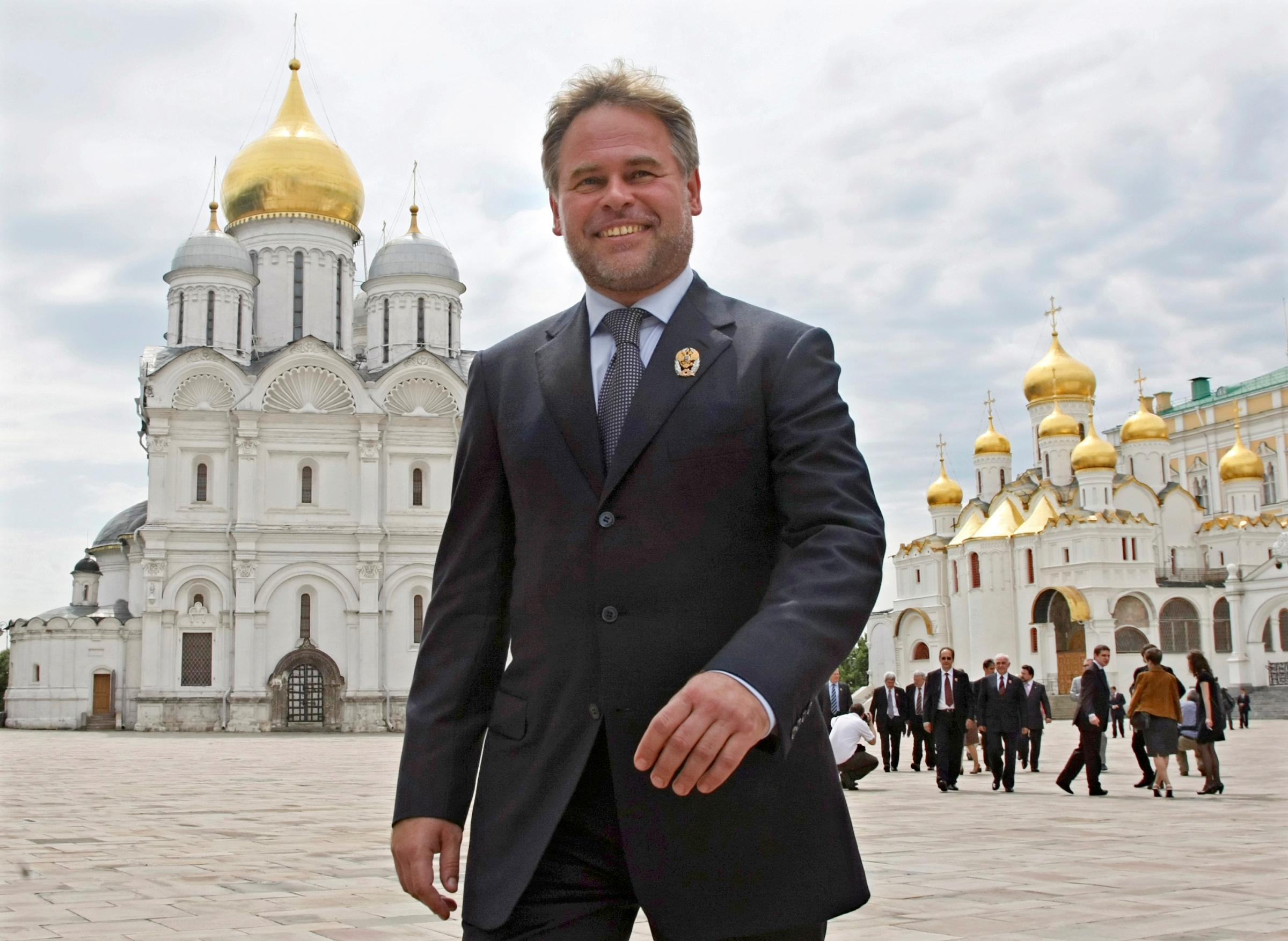 Kaspersky kolib Sveitsi. Foto: Reuters