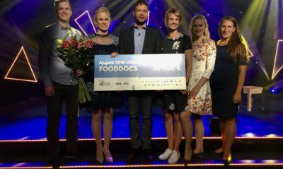Majandus.ee: Ajujaht 2018 Fooddocs