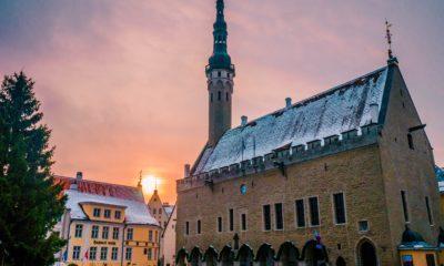 Turism Tallinnas tõusuteel. Foto: Beau Swierstra
