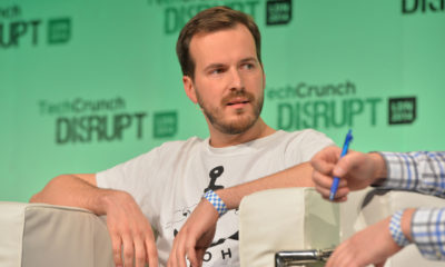 Transferwise'i üks asutajatest Taavet Hinrikus. Foto: Anthony Harvey/Getty Images for TechCrunch (CC by 2.0)