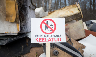 Ringmajandus, prügilate surm. Foto: Erik Prozes/PM/SCANPIX BALTICS