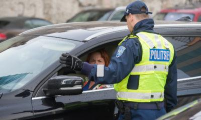 Majandus.ee: Politsei. FOTO: ERIK PROZES/POSTIMEES