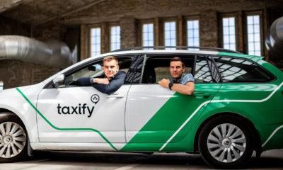 Majandus.ee: Taxify, Martin ja Markus Villig. Foto: EERO VABAMÄGI/EESTI MEEDIA/SCANPIX