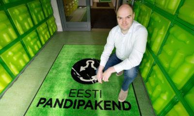 Majandus.ee: Rauno Raal, Eesti Pandipakend. Foto: LIIS TREIMANN/POSTIMEES/SCANPIX BALTICS