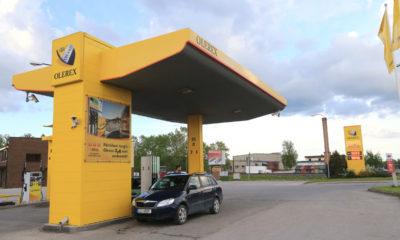 Majandus.ee: Tankla Olerex biokütus aktsiis Foto MARGUS ANSU TARTU POSTIMEES