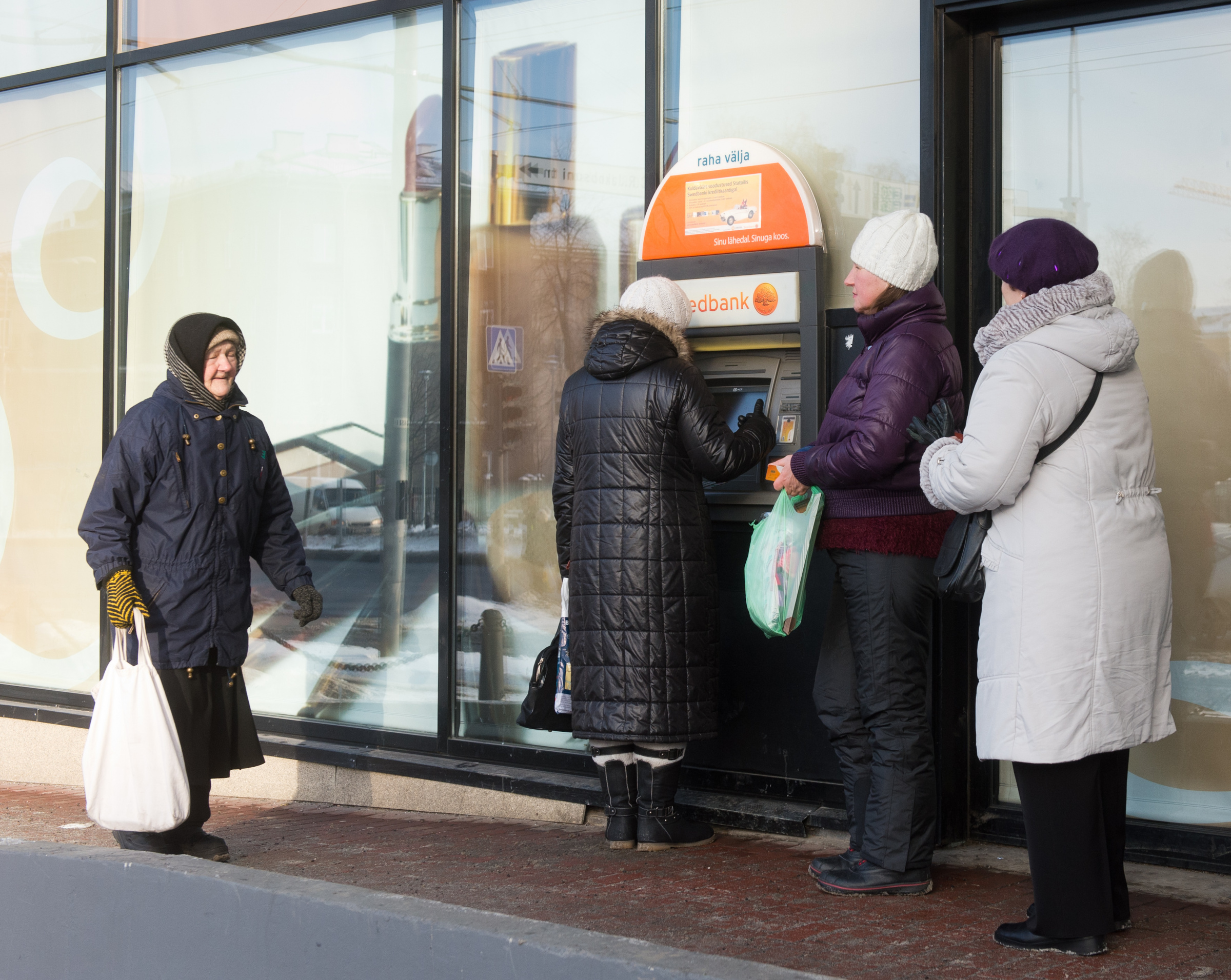Majandus.ee: Sularaha pension pensionikonto Foto: MIHKEL MARIPUU/POSTIMEES