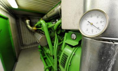 Biogaasist energia tootmine. Foto: PRIIT SIMSON/POSTIMEES/SCANPIX