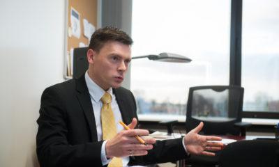 Majandus.ee: Rahandusministeerium Dmitri Jegorov Foto: PM / SCANPIX BALTICS / TAIRO LUTTER