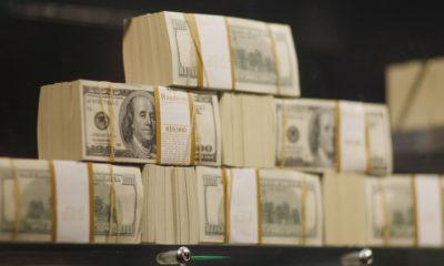 Miljonärid, miljardärid. Viis miljonit dollarit. Foto: Joe Raedle/Getty Images/AFP