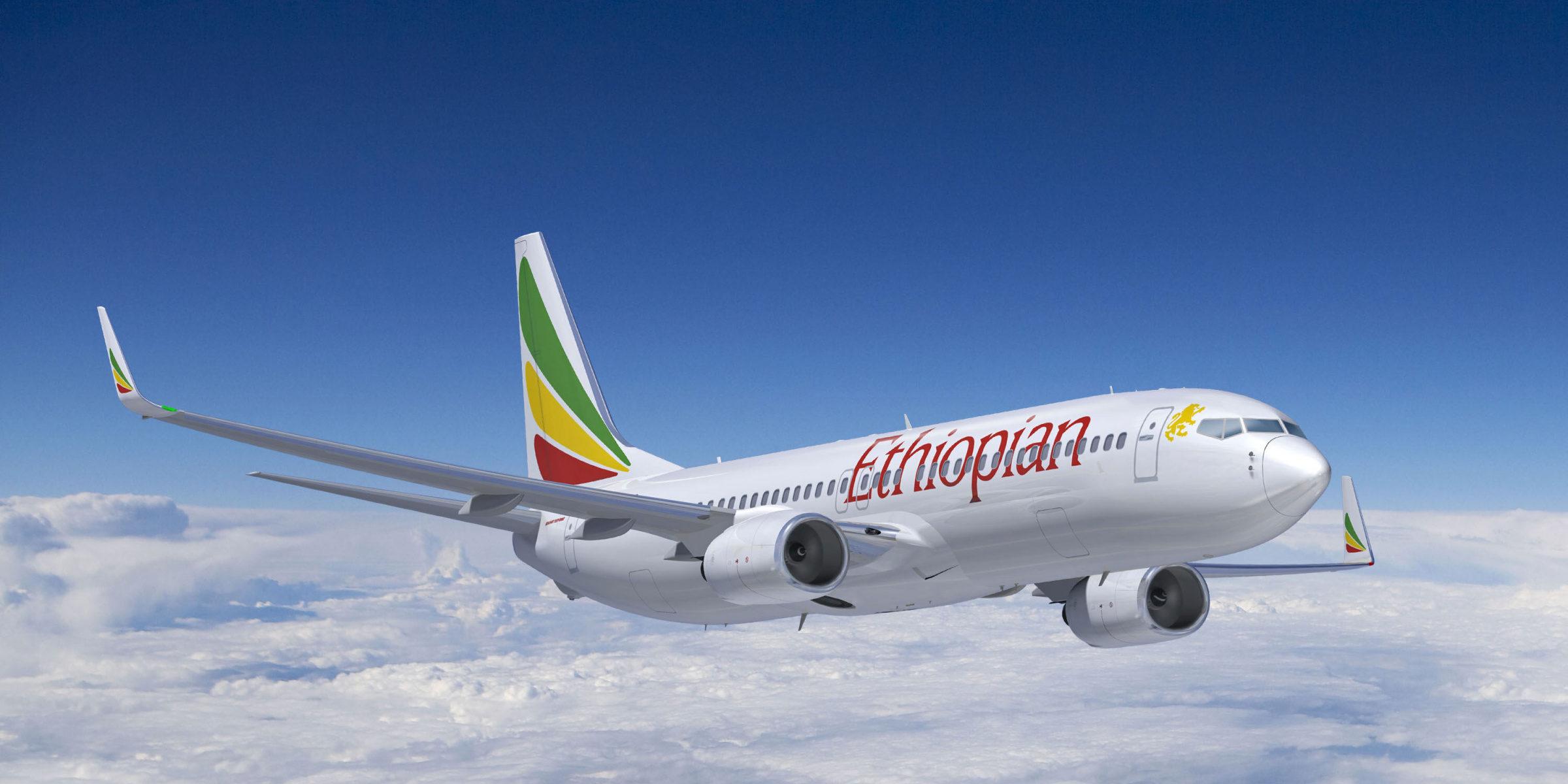 Lennundus, Etioopia. Ethiopian Airlines. Foto: AFP
