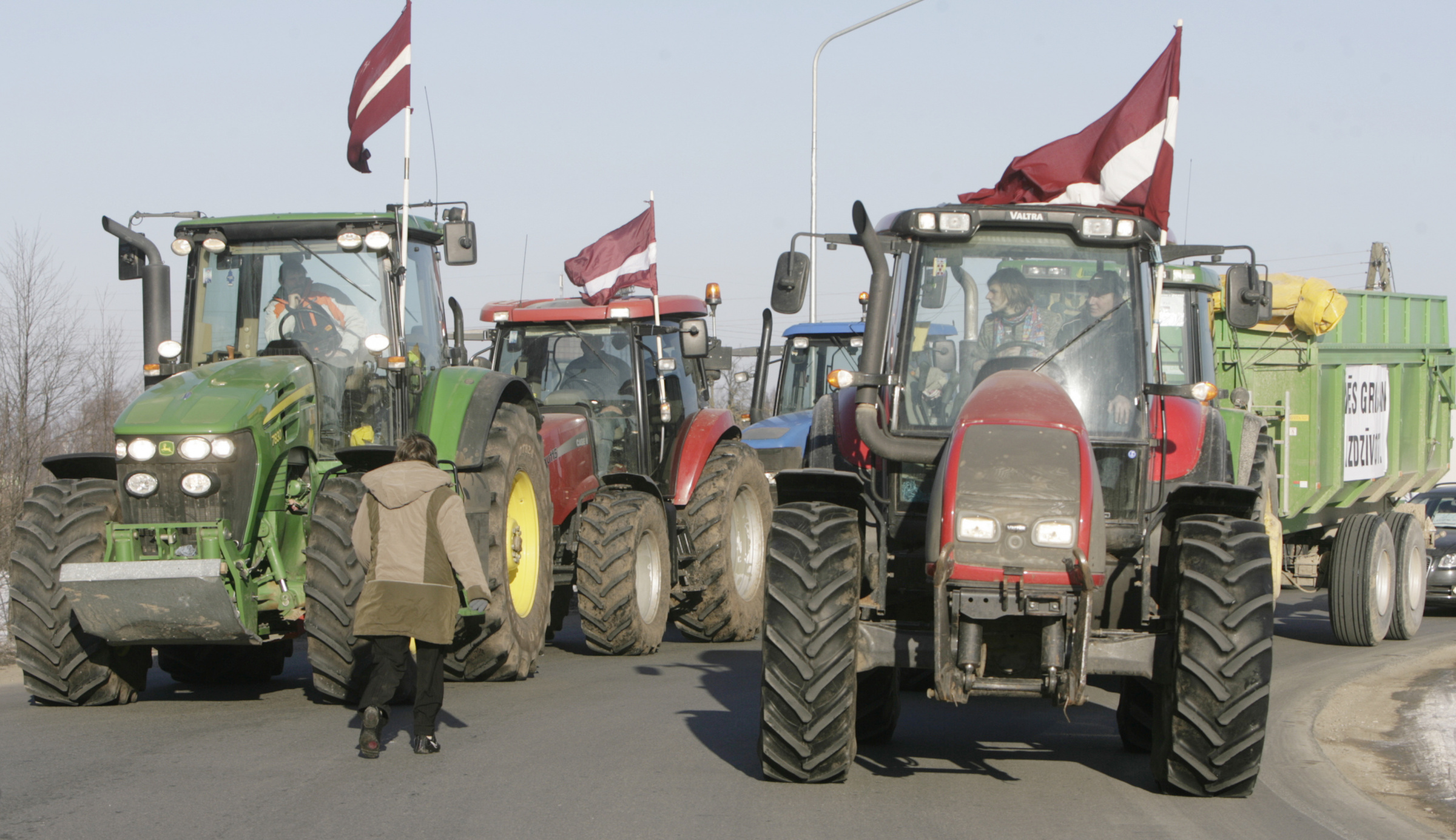 Lätis kuulutati välja looduskatastroof. Foto: REUTERS/Ints Kalnins