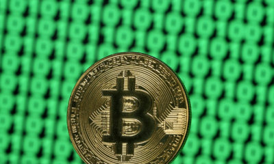 Krüptovaluuta Bitcoin. Foto: REUTERS/Dado Ruvic
