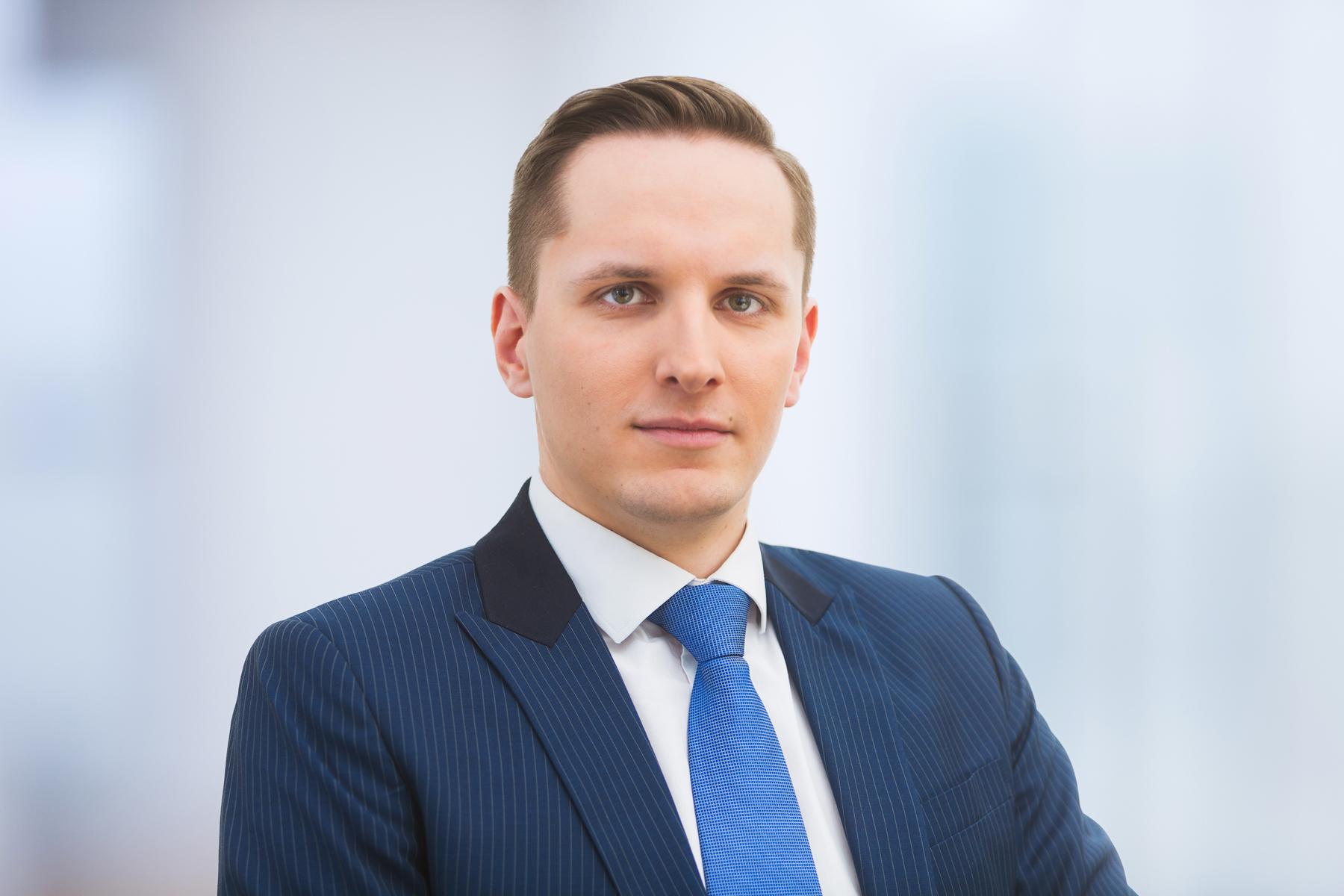 Redgate Capitali müügijuht Kristjan Petjärv. Foto: Arno Mikkor / Redgate Capital