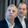 Margus Kohava ja Aadu Polli Est-For Invest OÜ-st. Foto: Erik Prozes, Postimees