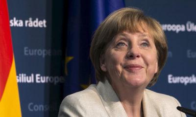 Angela MerkelFoto: REUTERS/Yves Herman