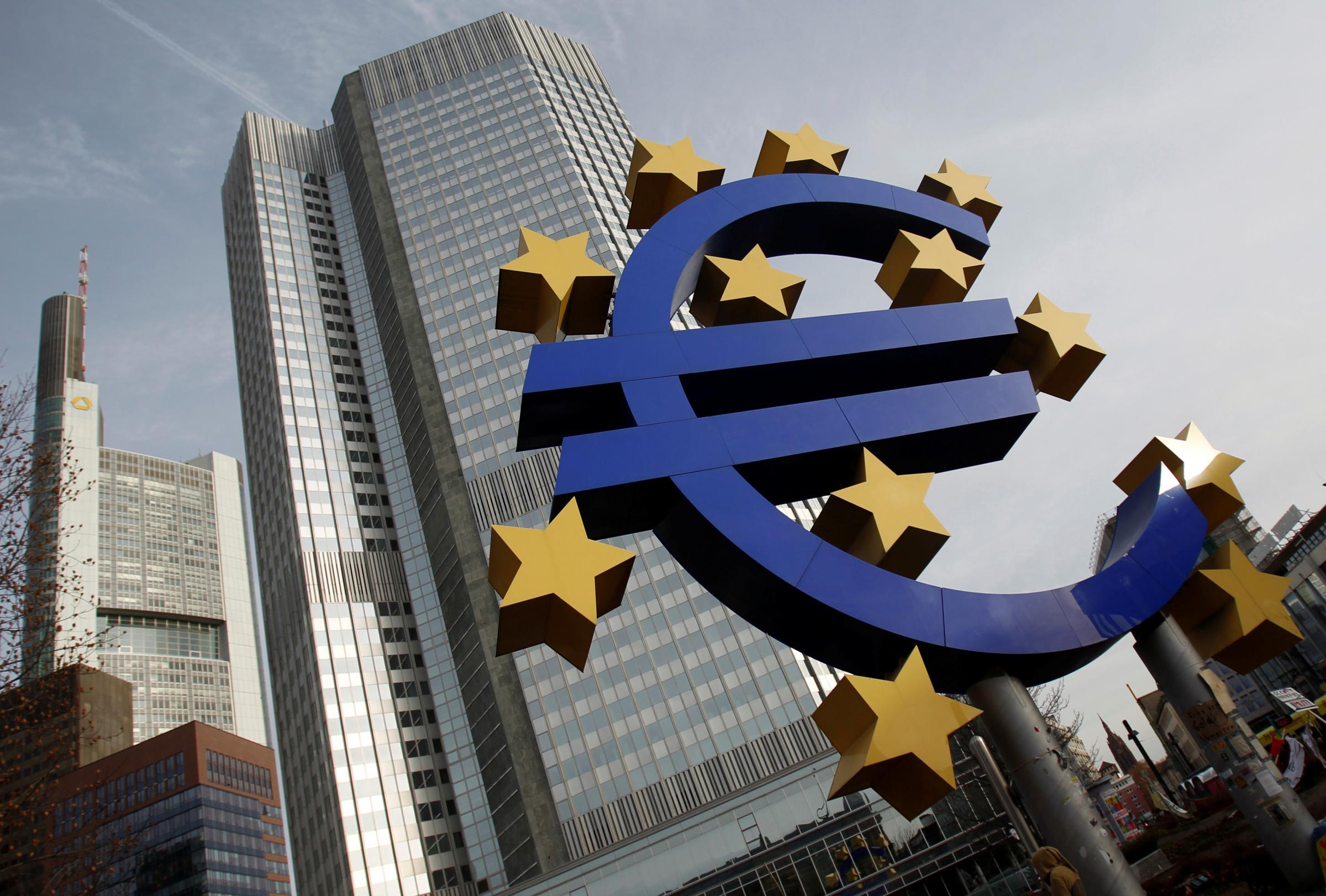 Euroopa Keskpank. Foto: REUTERS/Alex Domanski