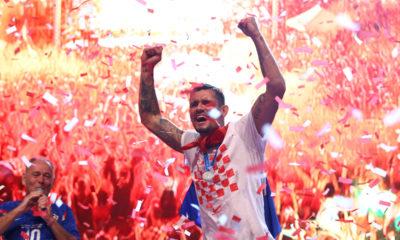 Jalgpalli MM. Horvaatia. Foto: REUTERS/Antonio Bronic