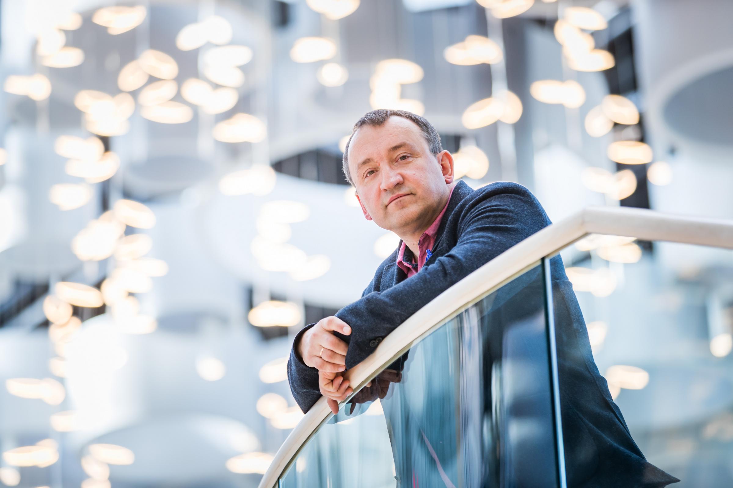 Ülemiste keskuse juht Guido Pärnits. FOTO: MIHKEL MARIPUU/POSTIMEES/SCANPIX