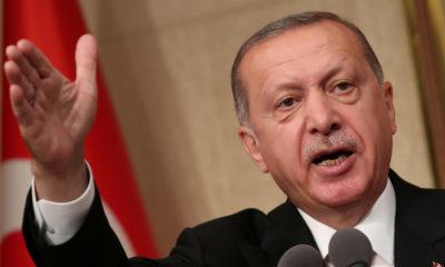 Erdogani Türgis pole iPhone enam teretulnud. Foto: REUTERS/Umit Bektas